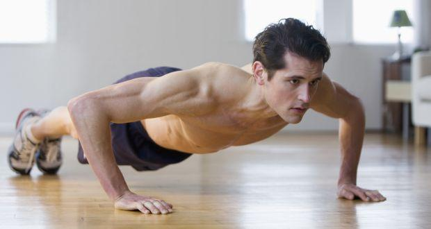 Fitness App of the day – Push-ups Workout