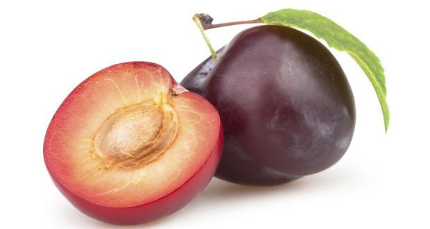 Relieve constipation naturally with plums