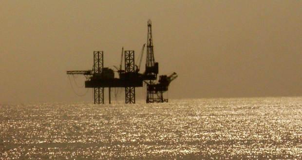 bombay high Oil rig gas leak