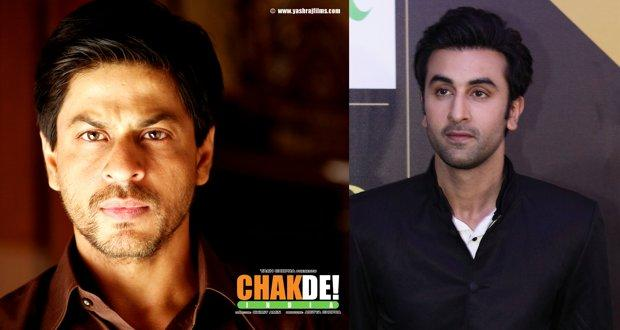 Shah Rukh Khan or Ranbir Kapoor – who will make a better Dhyan Chand?