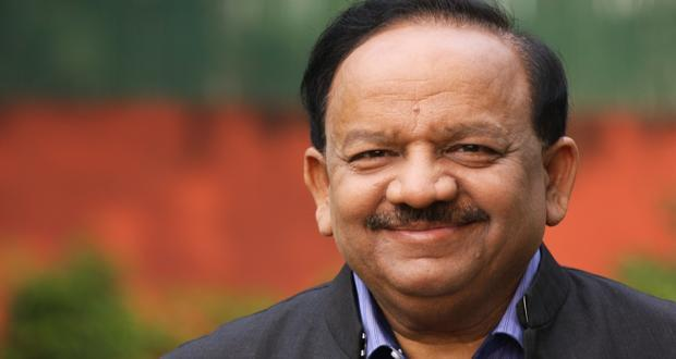 Harsh Vardhan promises better healthcare under NaMo government