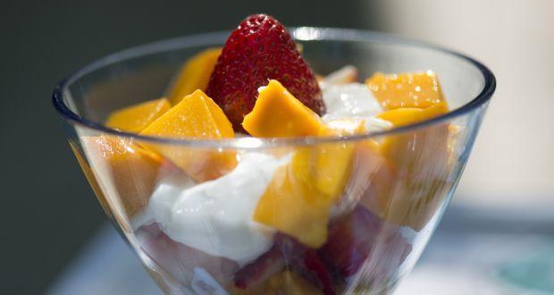 Healthy Eid recipe: Fruit custard