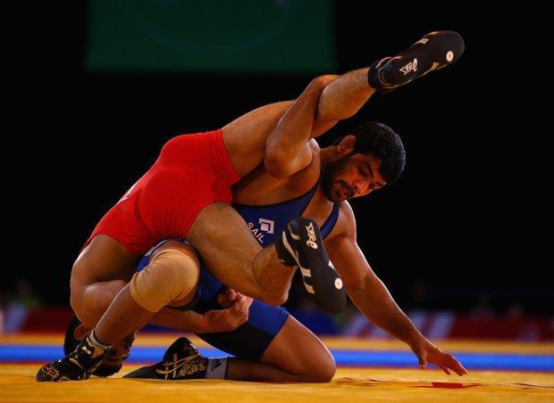 Sushil Kumar's diet and fitness regime