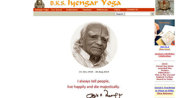 Yoga legend BKS Iyengar passes away: Why was he so revered all over the world?