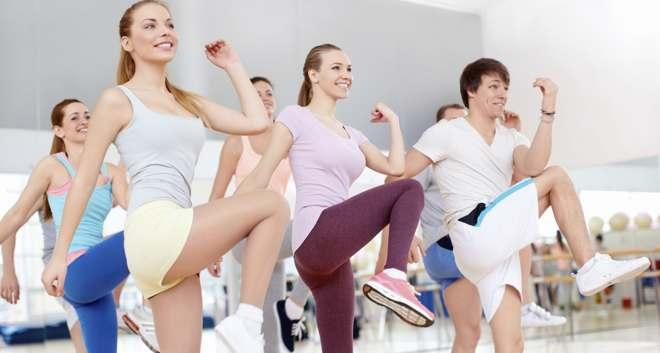 Can aerobics help you lose weight?