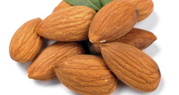 almond and exercise