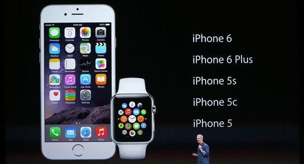 Apple iphone app