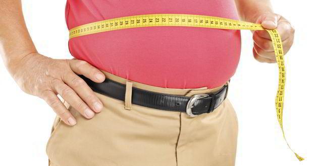 Bigger waistline