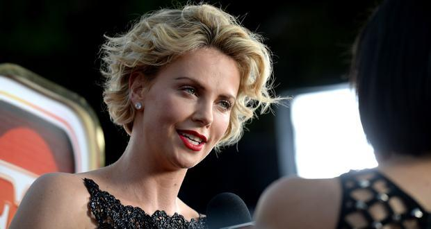 Charlize Theron Fitness