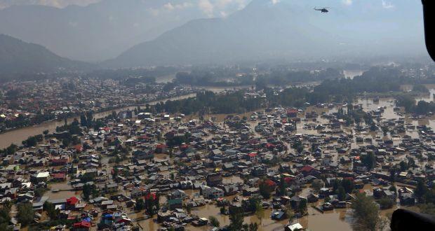 Jammu & Kashmir floods: 56 villages in Anantnag worst hit