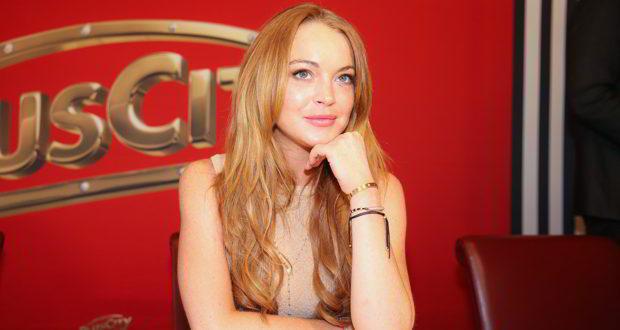 Lindsay Lohan quit smoking