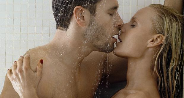 good sex positions in the shower