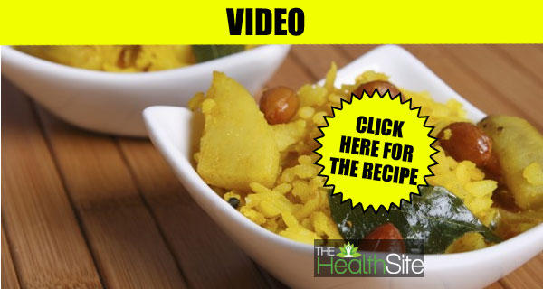 Healthy kanda poha recipe by chef sanjeev kapoor read health healthy kanda poha recipe by chef sanjeev kapoor read health related blogs articles news on fitness at thehealthsite forumfinder Gallery