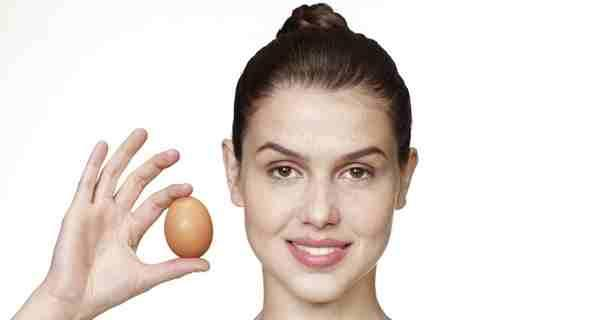 Lighten stretch marks, control hair fall and fight wrinkles with these egg packs