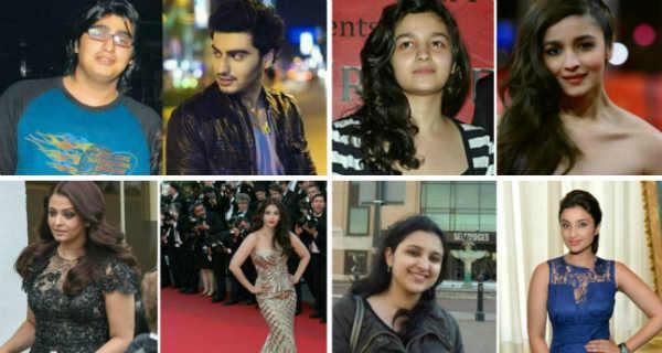 Weight loss celebrities