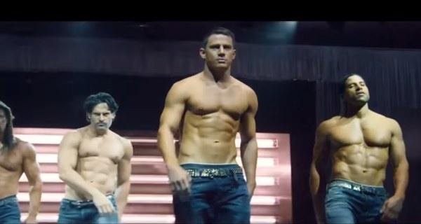 Channing Tatum's stripper body will make your ovaries ...