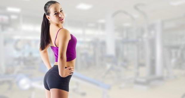 5 exercises to perfect buttocks