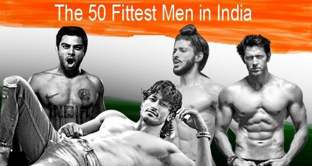 50 fittest men