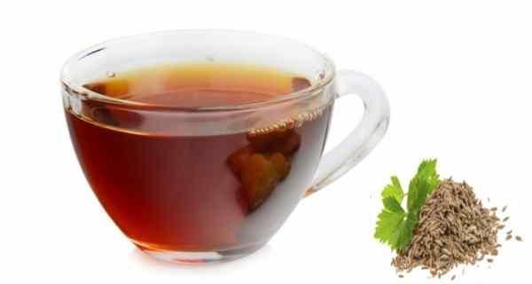Cumin tea