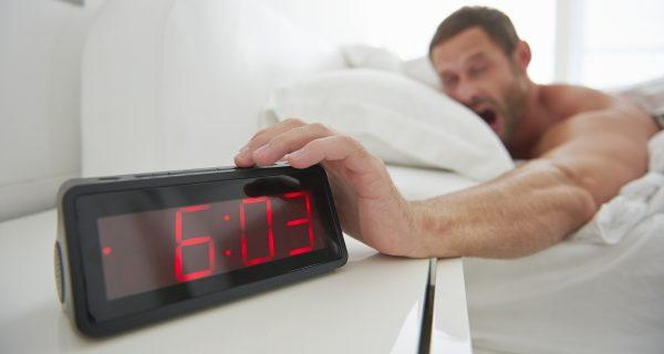 Set the alarm realistically