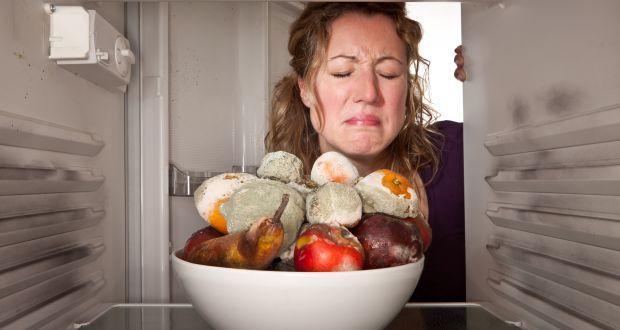Avoid eating spoiled food