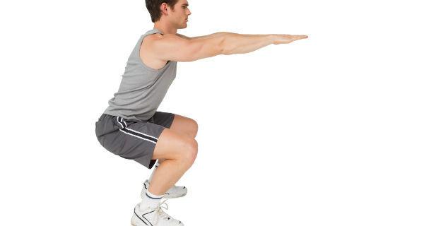 Normal squat