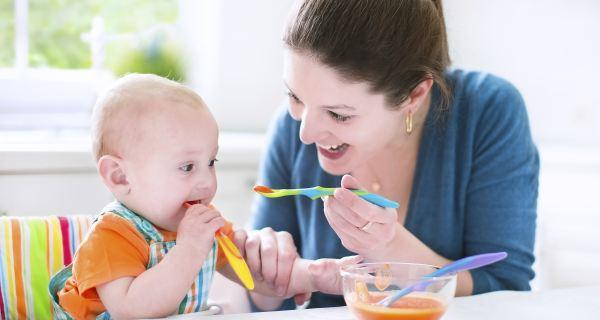 6 weaning foods for your baby