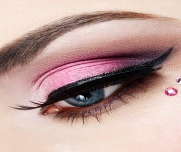 how to get rid of eyeliner stains on skin