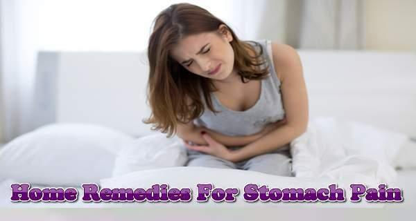 Home remedies stomach pain