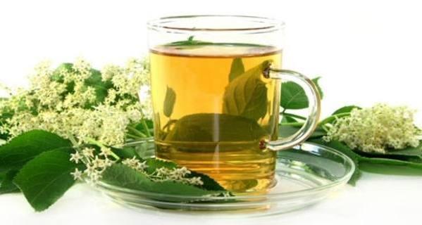 Gren tea in hindi
