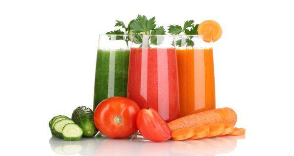 10 vegetable juices for weight loss and glowing skin