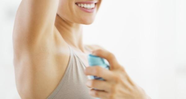 Breast Cancer Awareness Month Tip #24 — Deodorants do NOT ...