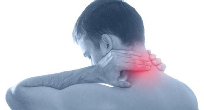 Diseases causes of neck pain THS
