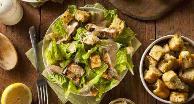 Foods you must avoid at a salad bar
