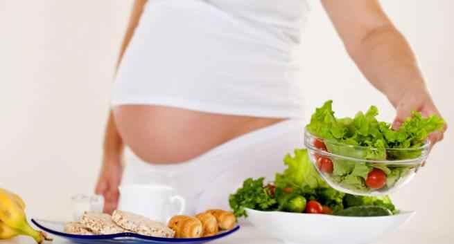 raw food pregnancy