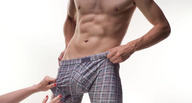 Types of erection