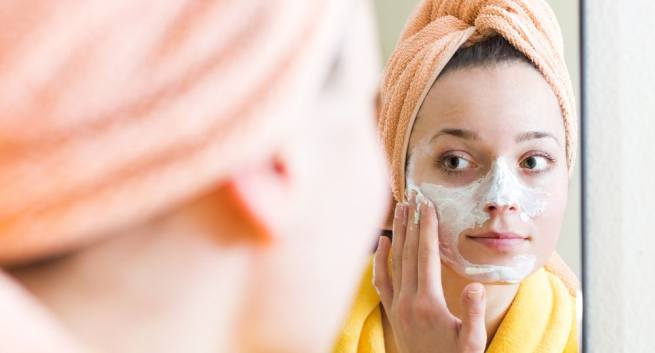 Face packs for deep cleansing