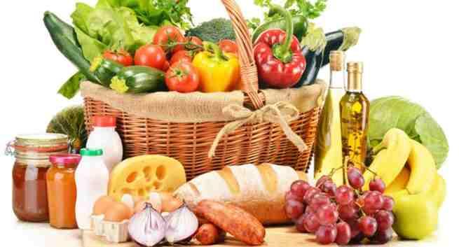 Silica rich foods