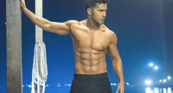 Varun Dhawan's trainer, Prashant Sawant shares the actor's ...