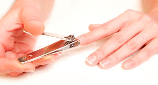 Woman cutting nails Indian traditions you should stop following NOW