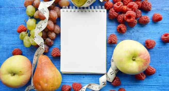 Maintain a food diary