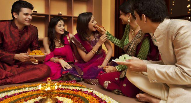 Diwali fit tips