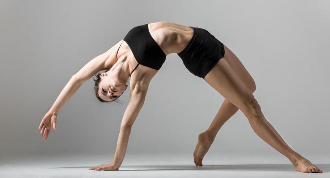 Know your yoga asana – Camatkarasana or the wild thing ...
