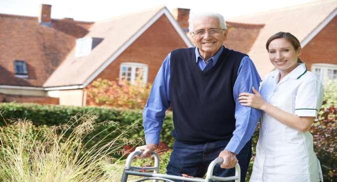 Home care for stroke survivors