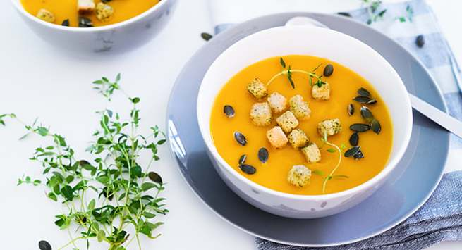 Healthy soups to soothe your digestive system