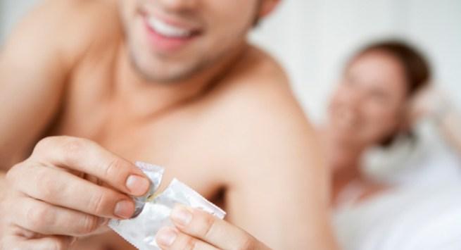 Keep condoms handy
