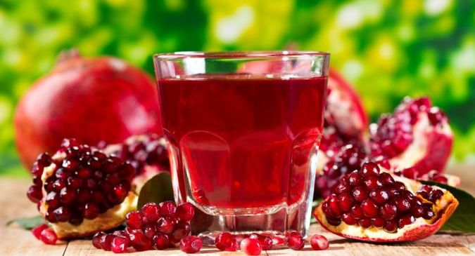 Men, you MUST drink pomegranate juice. Here's why!