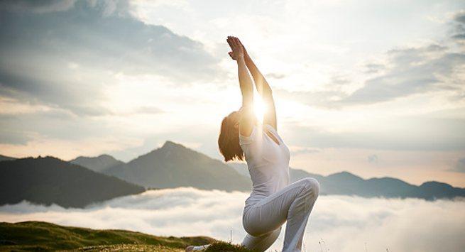 Yoga for blood circulation THS