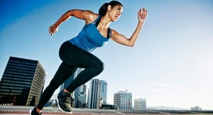 How to sprint the right way to lose weight?