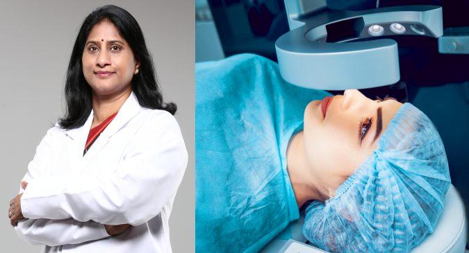 What is FemtoSecond Laser Assisted Cataract Surgery (FLACS) --ophthalmologist Dr Sreelakshmi Nimmagadda explains